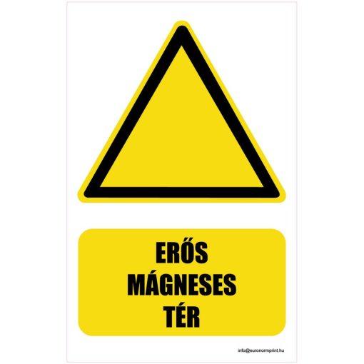 Erős mágneses tér