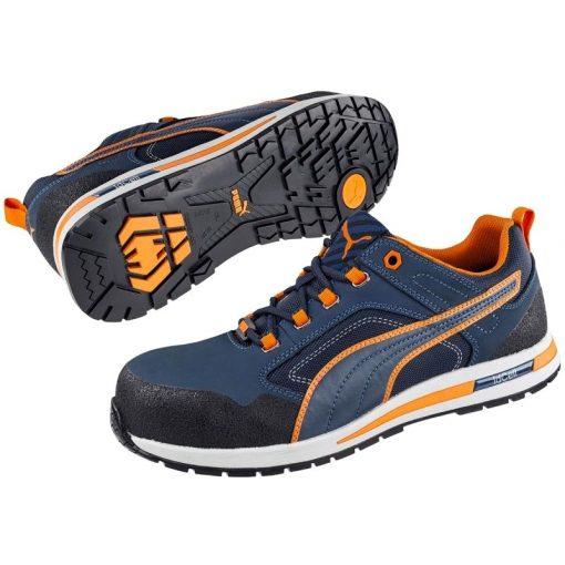 PUMA CrossTwist munkavédelmi cipő