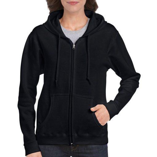 Gildan Heavy női kapucnis pulóver