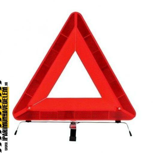 Porwest elakadást jelző háromszög