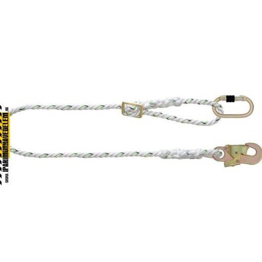Kratos 2 m munkahelyzet beállító rögzítő kötél