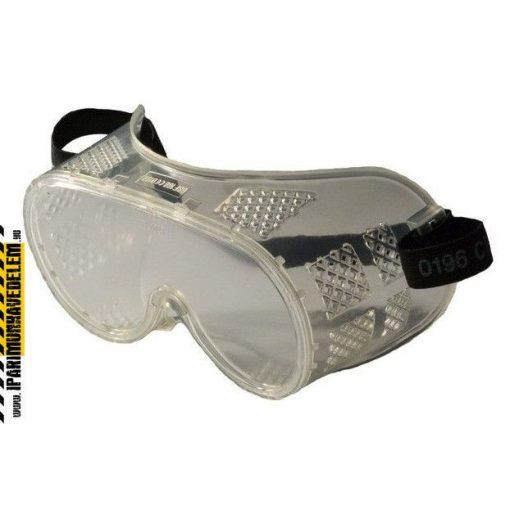 Lux Optical Monolux gumipántos munkavédelmi szemüveg
