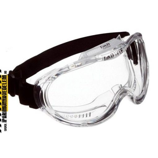 Lux Optical Kemilux munkavédelmi szemüveg