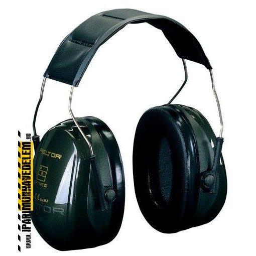 3M H520A-407-GQ OPTIME 2 fültok fejpánttal