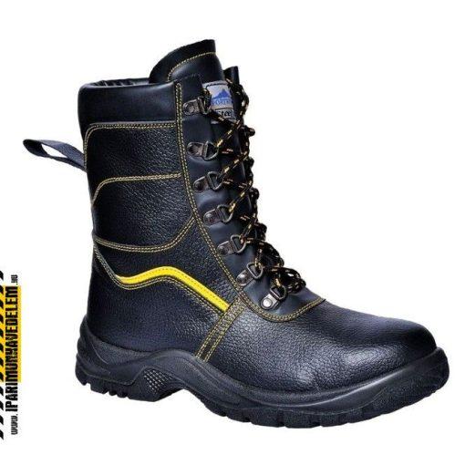FW05 Steelite szőrmebéléses munkavédelmi bakancs S3